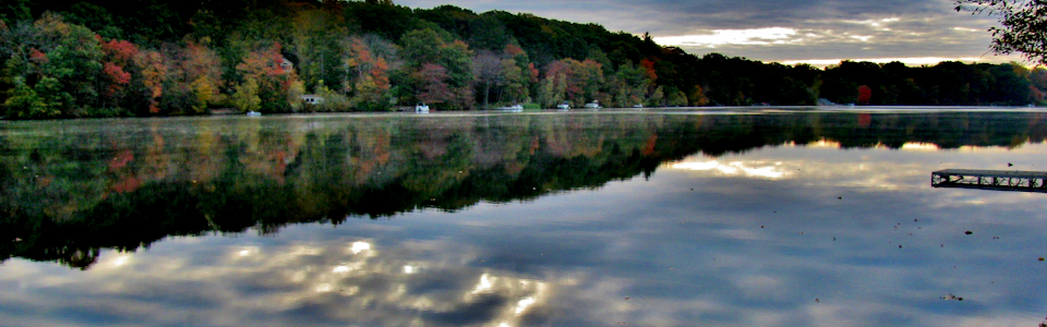 Lake Reflection 2
